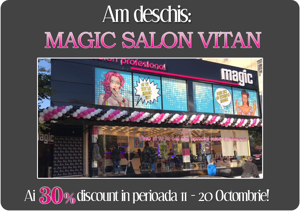 Magic Salon Vitan